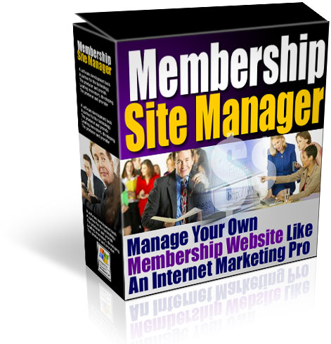 Product picture Incredible New Software Lets You Run A Money-Making Membership Site, On 100 Autopilot!